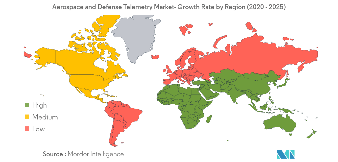 Aerospace and Defense Telemetry Market_Geography