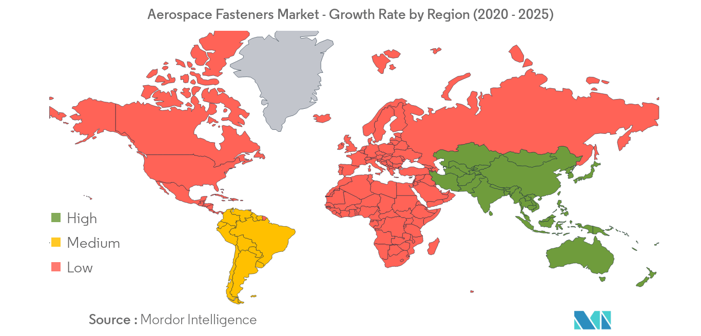 Aerospace Fasteners_geography