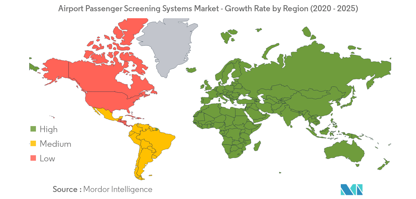 Airport Passenger Screening Systems Market_Geography