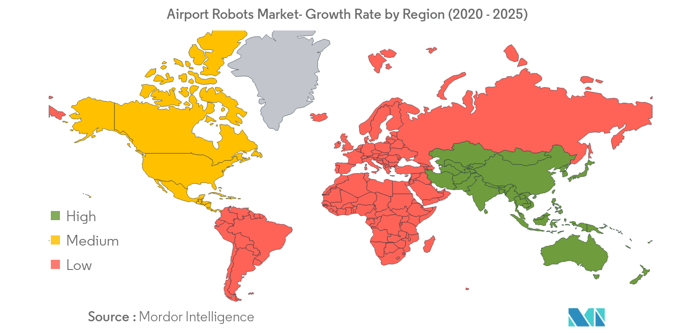 Airport Robots Market_Geography
