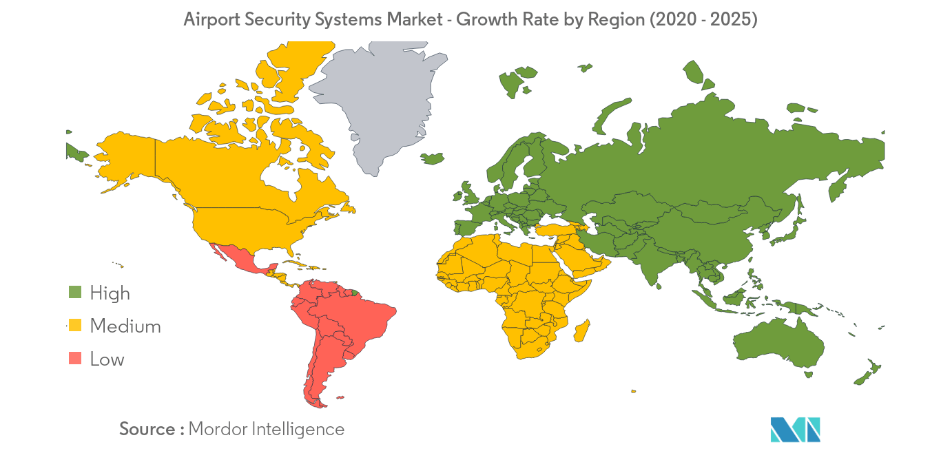 Airport Security Systems_geography