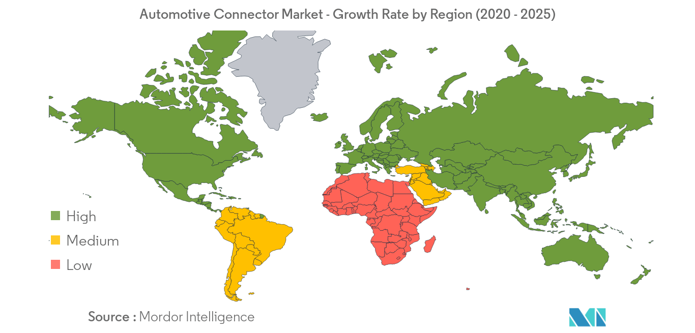 Mild Hybrid Vehicles Market_Geography