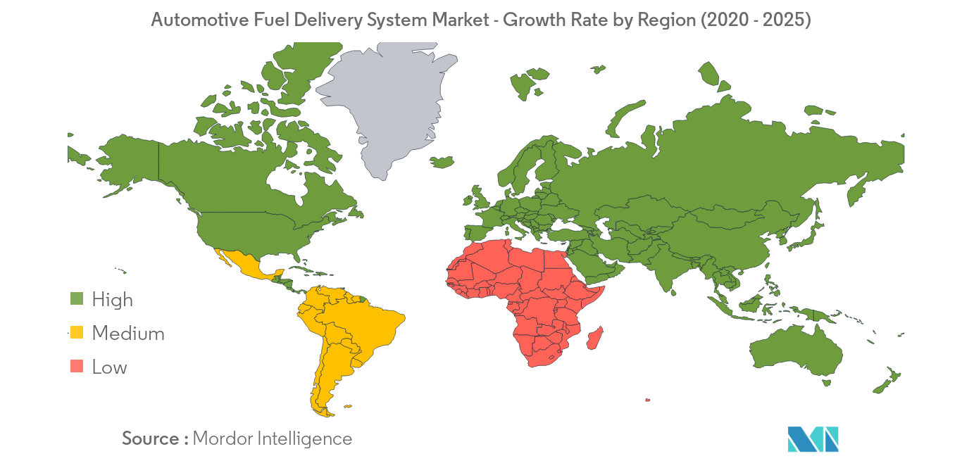 Automotive Fuel Delivery System_geography