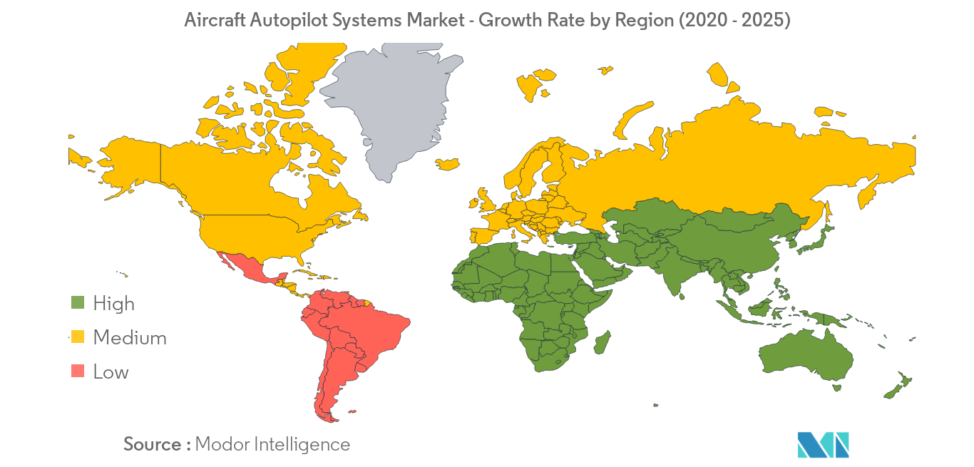 Aicraft Autopilot Systems Market_Geography
