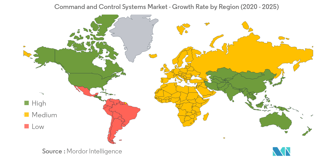 Command and Control Systems Market_Geography