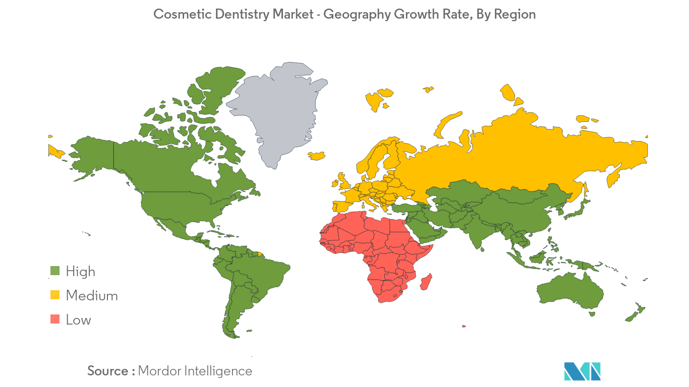 Cosmetic Dentistry Market Growth