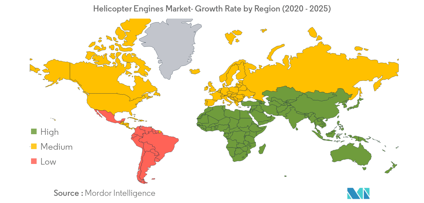 Helicopter Engines Market_Geography