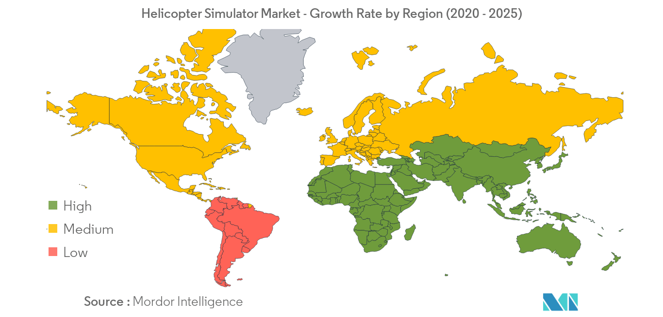 Helicopter Simulator Market_Geography