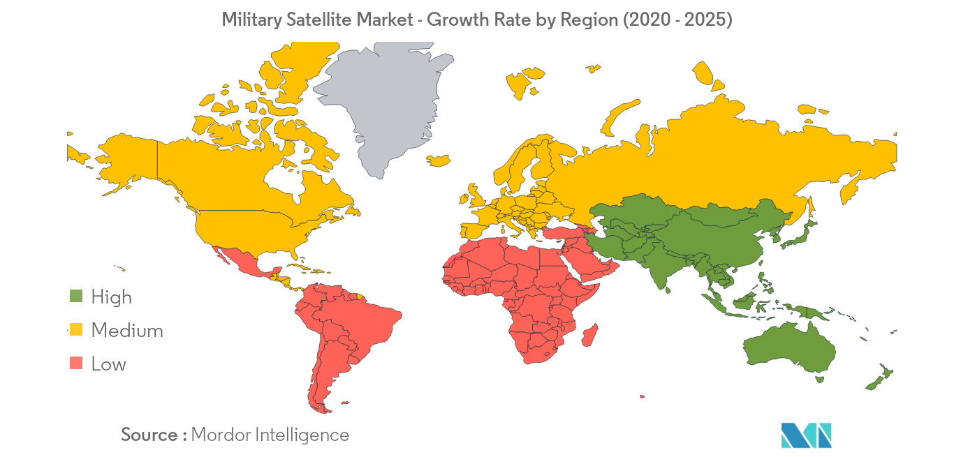 Military Satellite_geography
