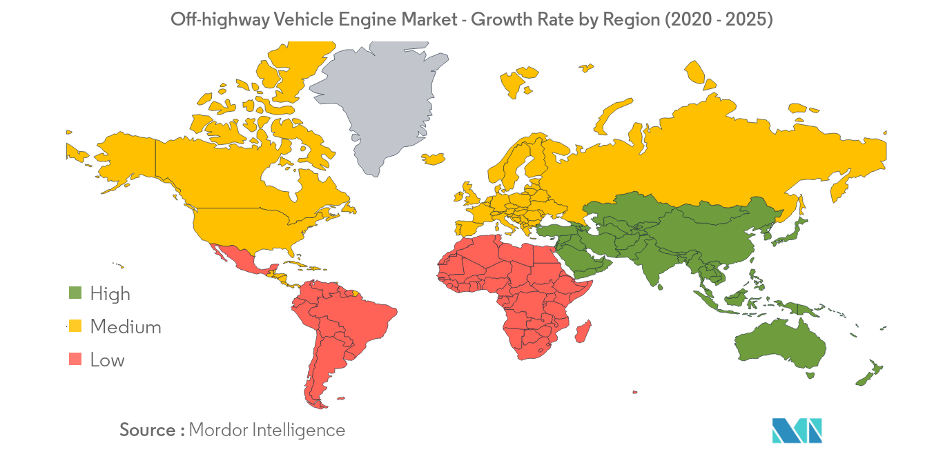 Off-highway Vehicle Engine_geography
