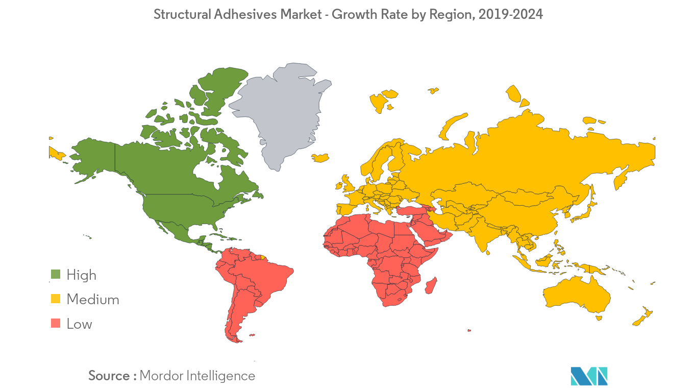Structural Adhesives Market Regional Trends